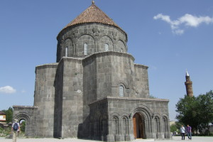 Kars Armenian Apostoles church, photo by Tatul Hakobyan