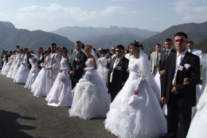 Wedding in the mountains, 16 of October, 2008, Karabakh, photo by Tatul Hakobyan