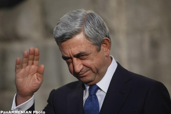 Սերժ Սարգսյանը կտրականապես հերքում ...