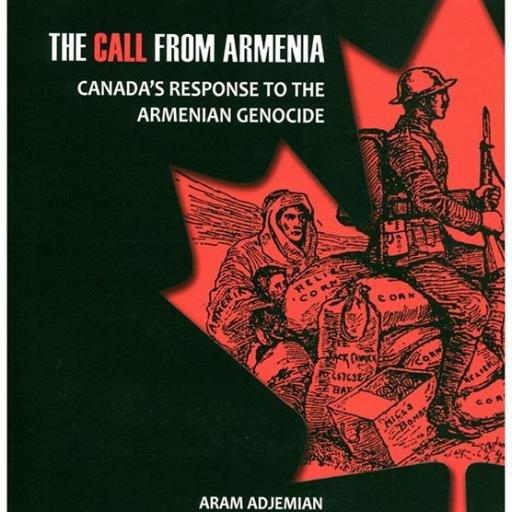 The Call from Armenia: Aram Adjemian's book | Aniarc