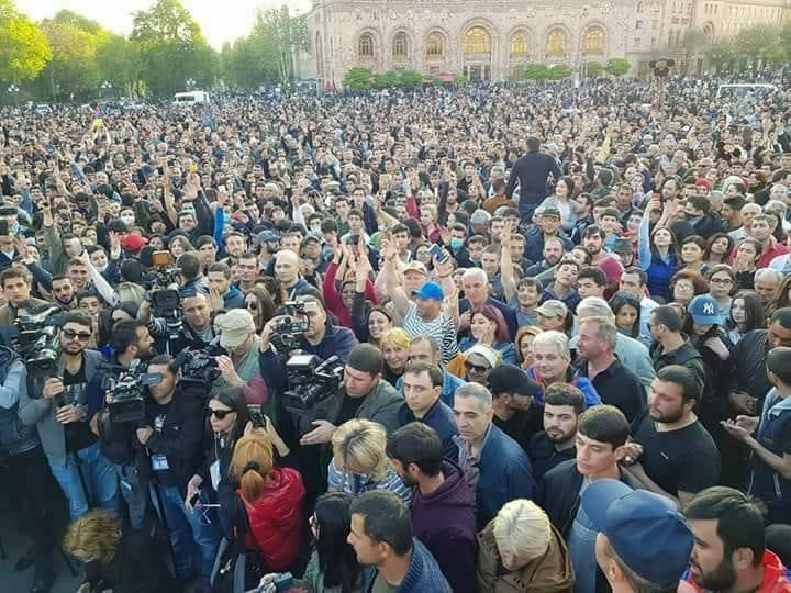 35 հազար մարդ է մասնակցել ապրիլի 17-ի ...